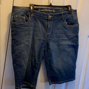 Woman Gunit shorts